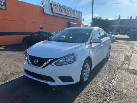 2016 Nissan Sentra for sale at City Motors in Hayward CA