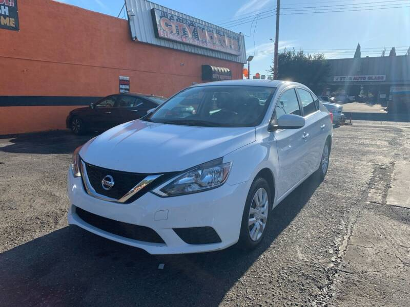 2016 Nissan Sentra for sale at City Motors in Hayward CA