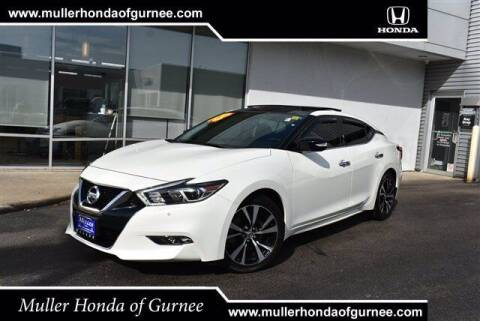2018 Nissan Maxima for sale at RDM CAR BUYING EXPERIENCE in Gurnee IL