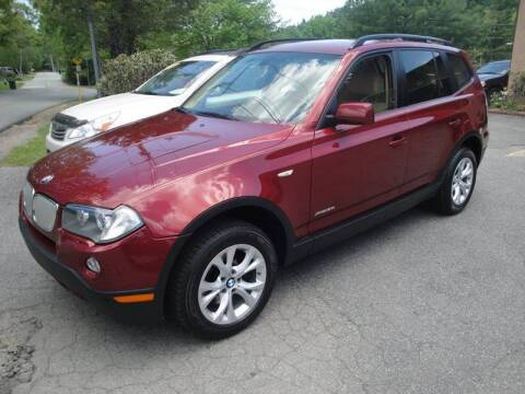 2009 BMW X3 for sale at Import Auto Sales & Service in Boone NC