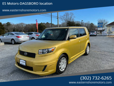 2008 Scion xB for sale at ES Motors-DAGSBORO location in Dagsboro DE