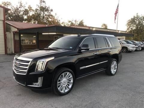 2015 Cadillac Escalade for sale at Bryans Car Corner in Chickasha OK