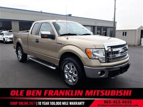 2014 Ford F-150 for sale at Ole Ben Franklin Mitsbishi in Oak Ridge TN