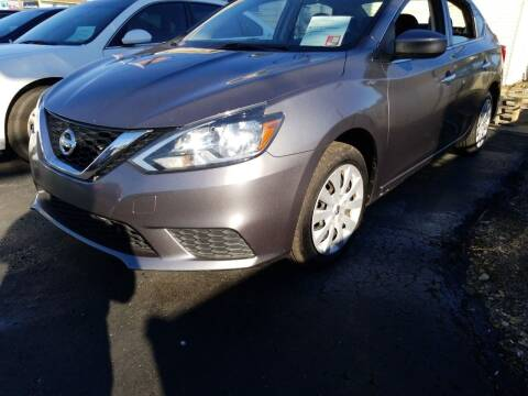 2017 Nissan Sentra for sale at Rucker's Auto Sales Inc. in Nashville TN