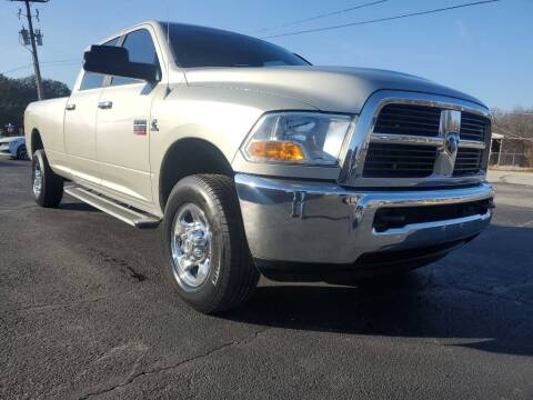 2010 Dodge Ram Pickup 2500 for sale at Thornhill Motor Company in Lake Worth TX