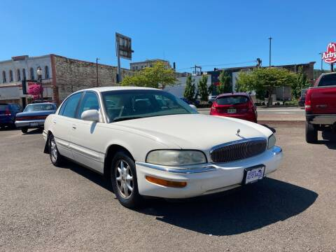 2001 Buick Park Avenue for sale at Aberdeen Auto Sales in Aberdeen WA