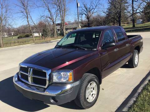 2005 Dodge Dakota for sale at Bam Motors in Dallas Center IA