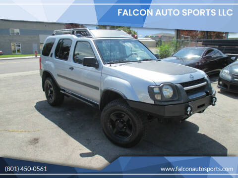2003 Nissan Xterra for sale at Falcon Auto Sports LLC in Murray UT
