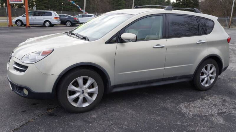 2006 Subaru B9 Tribeca for sale at G & R Auto Sales in Charlestown IN