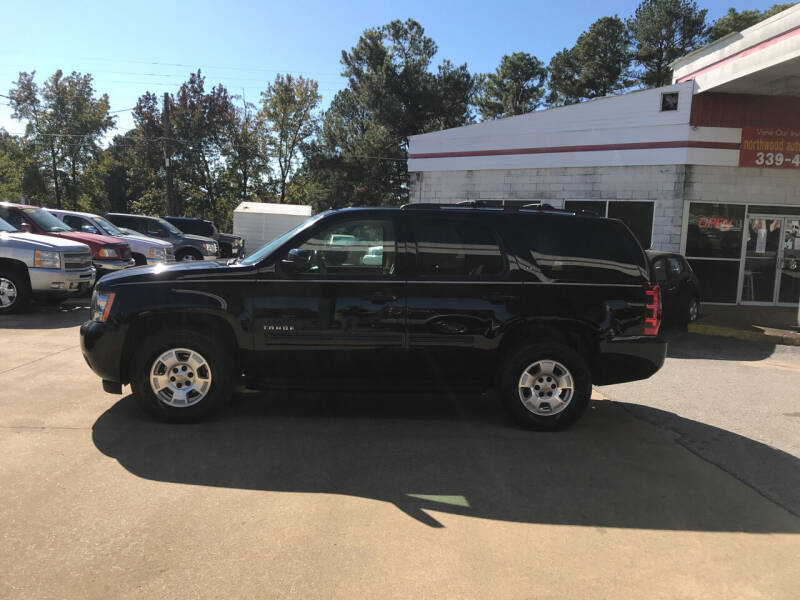2013 Chevrolet Tahoe for sale at Northwood Auto Sales in Northport AL