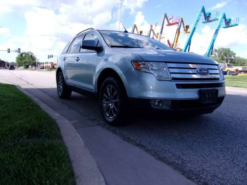 2008 Ford Edge for sale at Government Fleet Sales in Kansas City MO