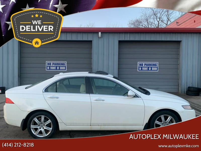 2005 Acura TSX for sale at Autoplex Milwaukee in Milwaukee WI