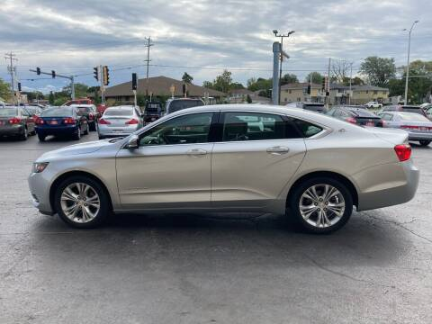 2014 Chevrolet Impala for sale at Autoplex MKE in Milwaukee WI