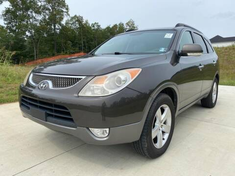 2008 Hyundai Veracruz for sale at El Camino Auto Sales in Sugar Hill GA