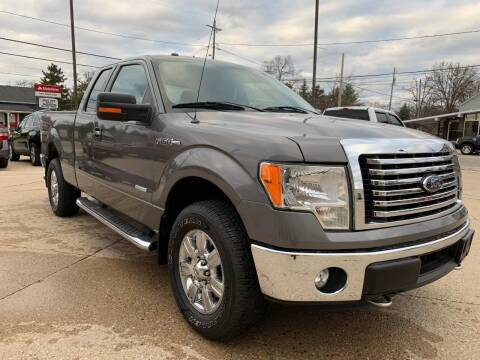 2011 Ford F-150 for sale at Auto Gallery LLC in Burlington WI