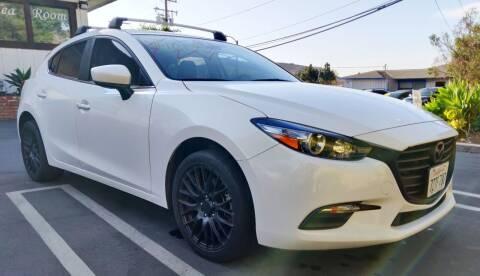 2017 Mazda MAZDA3 for sale at Apollo Auto El Monte in El Monte CA