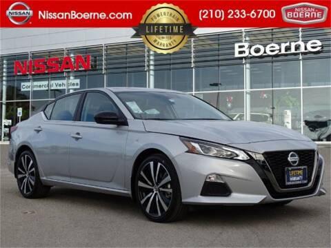 2021 Nissan Altima for sale at Nissan of Boerne in Boerne TX