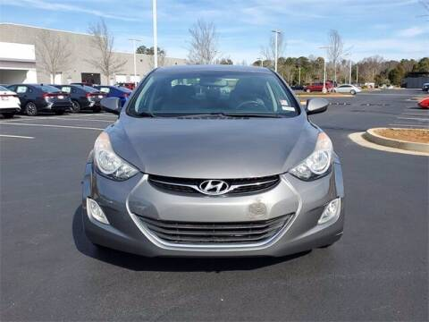 2013 Hyundai Elantra for sale at Lou Sobh Kia in Cumming GA