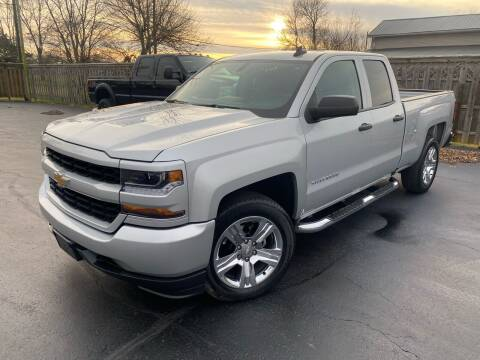 2018 Chevrolet Silverado 1500 for sale at CarSmart Auto Group in Orleans IN