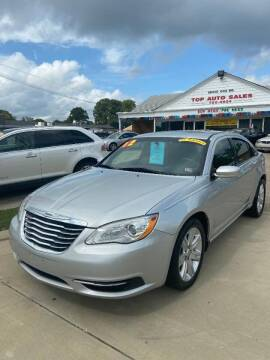 2012 Chrysler 200 for sale at Top Auto Sales in Petersburg VA