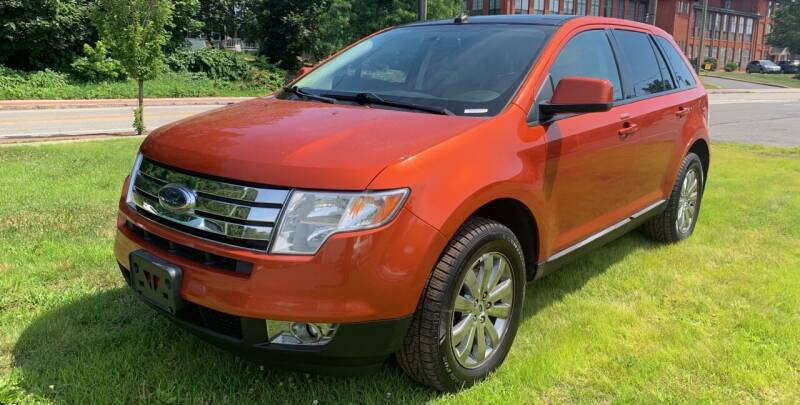 2008 Ford Edge for sale at Manchester Auto Sales in Manchester CT