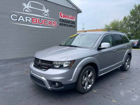 2017 Dodge Journey for sale at Carbucks in Hamilton OH