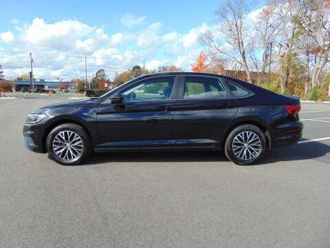 2019 Volkswagen Jetta for sale at CR Garland Auto Sales in Fredericksburg VA