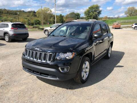 2017 Jeep Compass for sale at G & H Automotive in Mount Pleasant PA