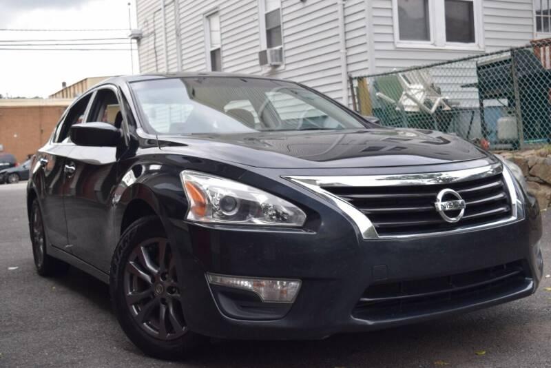 2015 Nissan Altima for sale at VNC Inc in Paterson NJ