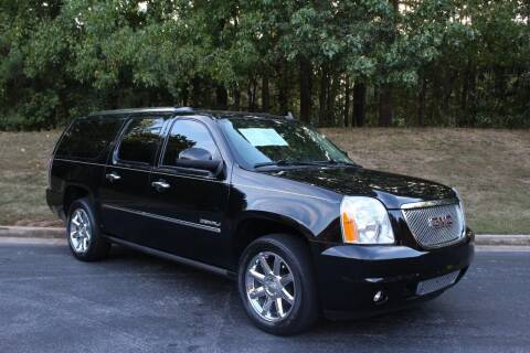 2010 GMC Yukon XL for sale at El Patron Trucks in Norcross GA