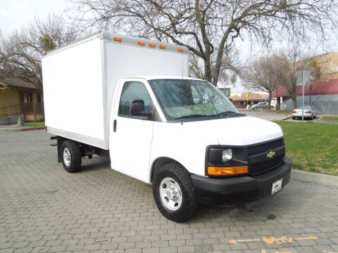 2011 Chevrolet Express Cutaway for sale at Family Truck and Auto.com in Oakdale CA