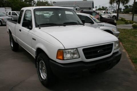 2002 Ford Ranger for sale at Mike's Trucks & Cars in Port Orange FL