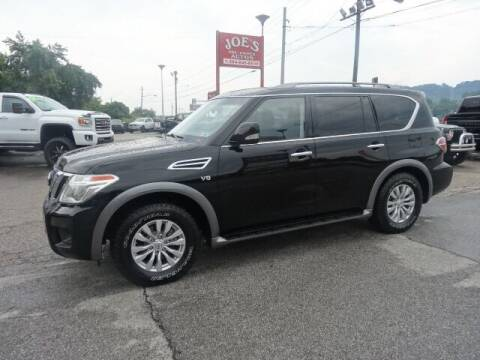 2017 Nissan Armada for sale at Joe's Preowned Autos in Moundsville WV