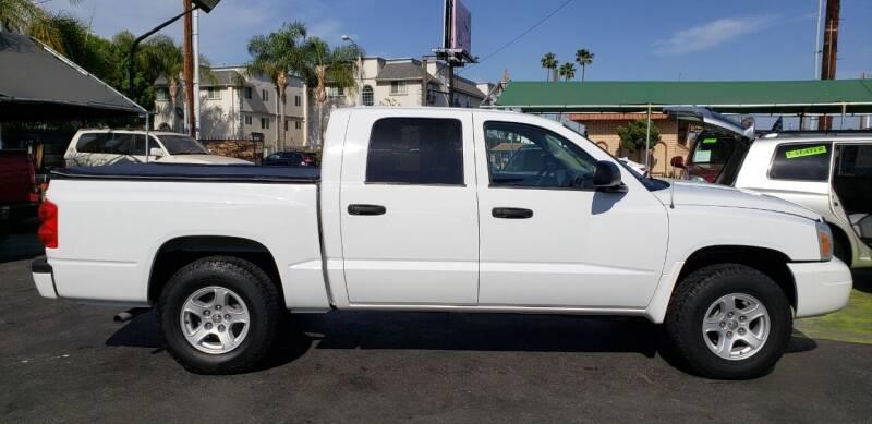 2007 Dodge Dakota for sale at Pauls Auto in Whittier CA