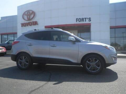 2015 Hyundai Tucson for sale at Auto Smart of Pekin in Pekin IL
