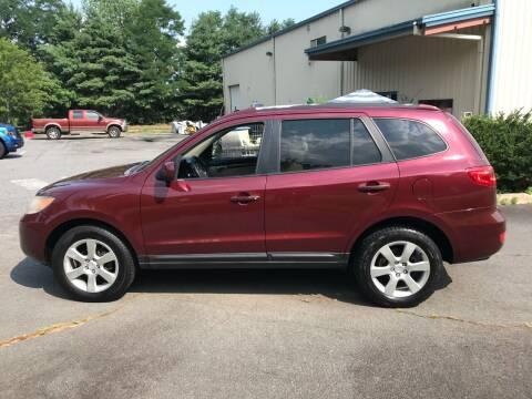 2008 Hyundai Santa Fe for sale at ABC Auto Sales (Culpeper) - Barboursville Location in Barboursville VA