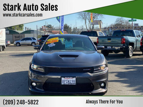 2019 Dodge Charger for sale at Stark Auto Sales in Modesto CA