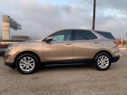 2018 Chevrolet Equinox for sale at Primetime Auto in Corpus Christi TX