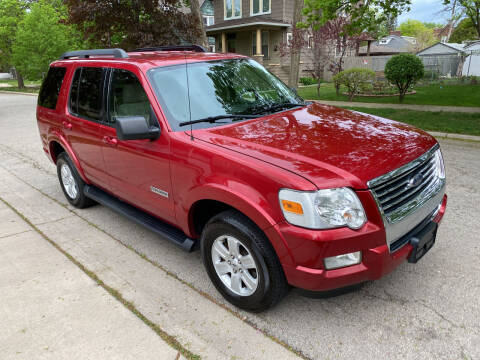 2008 Ford Explorer for sale at RIVER AUTO SALES CORP in Maywood IL