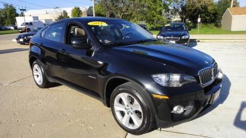 2011 BMW X6 for sale at Bob Waterson Motorsports in South Elgin IL