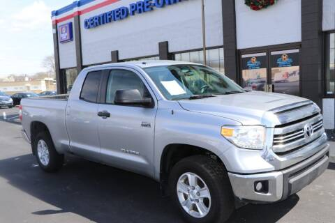 2017 Toyota Tundra for sale at Ultimate Auto Deals DBA Hernandez Auto Connection in Fort Wayne IN