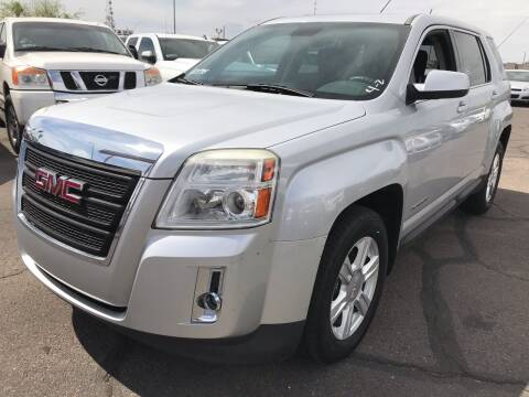 2015 GMC Terrain for sale at Town and Country Motors in Mesa AZ