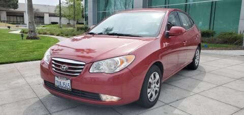 2010 Hyundai Elantra for sale at Top Motors in San Jose CA