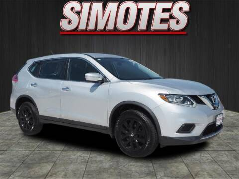 2015 Nissan Rogue for sale at SIMOTES MOTORS in Minooka IL