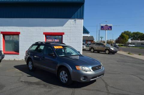 2005 Subaru Outback for sale at CARGILL U DRIVE USED CARS in Twin Falls ID