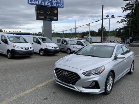 2019 Hyundai Sonata for sale at Lakeside Auto in Lynnwood WA
