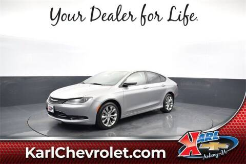 2015 Chrysler 200 for sale at Karl Pre-Owned in Glidden IA