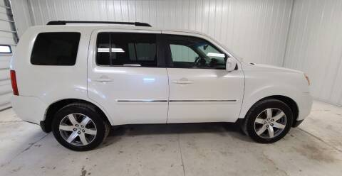 2014 Honda Pilot for sale at Ubetcha Auto in St. Paul NE