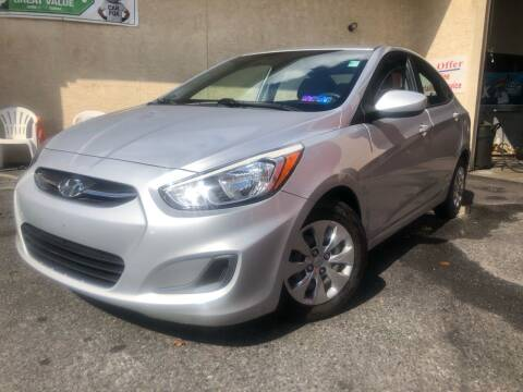 2016 Hyundai Accent for sale at Keystone Auto Center LLC in Allentown PA