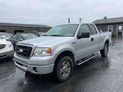 2008 Ford F-150 for sale at Martins Auto Sales in Shelbyville KY